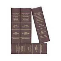 Registro Nacional de leyes y Decretos