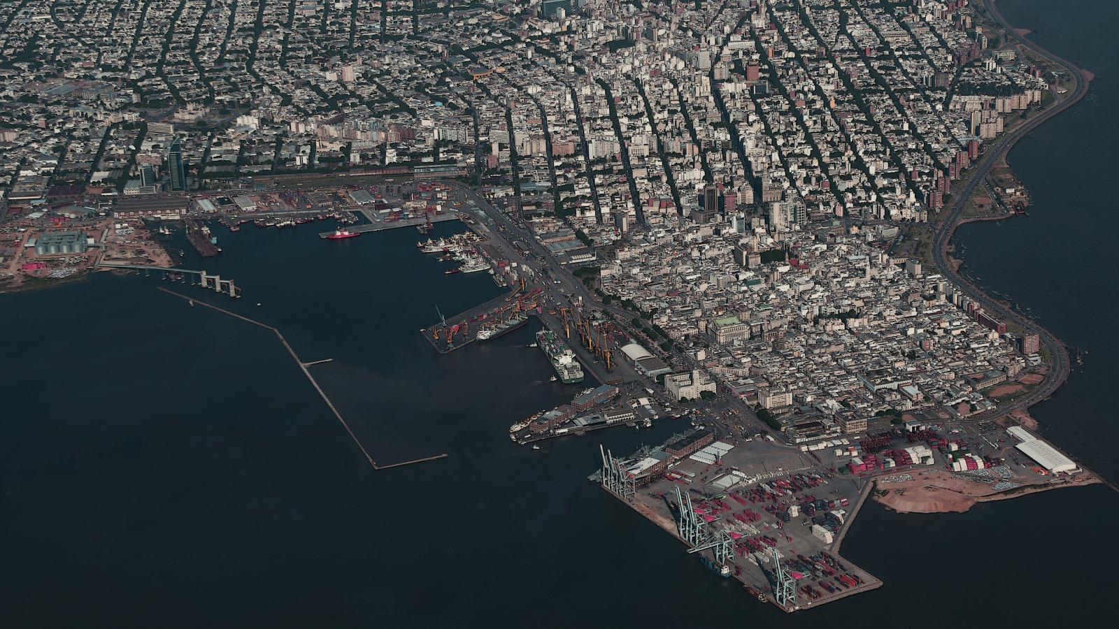 Infraestructura Portuaria