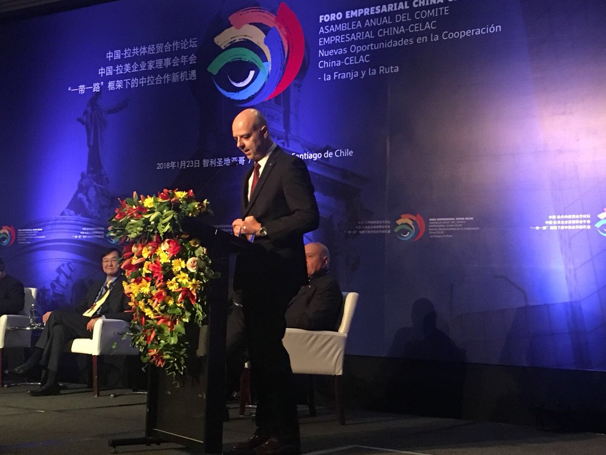 Foro Empresarial China-Celac