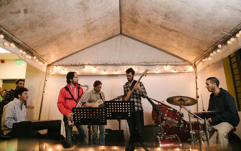 Jazz En La Universidad Tecnológica