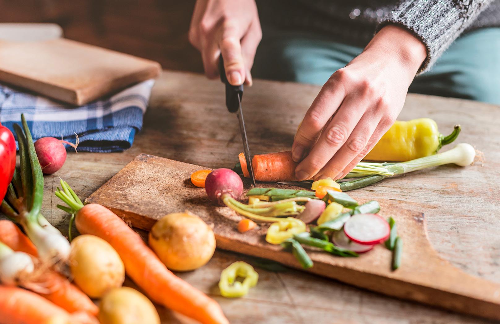 Alimentación Casera Y Saludable