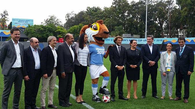 Uruguay Es Sede De La Copa Mundial Femenina Sub17