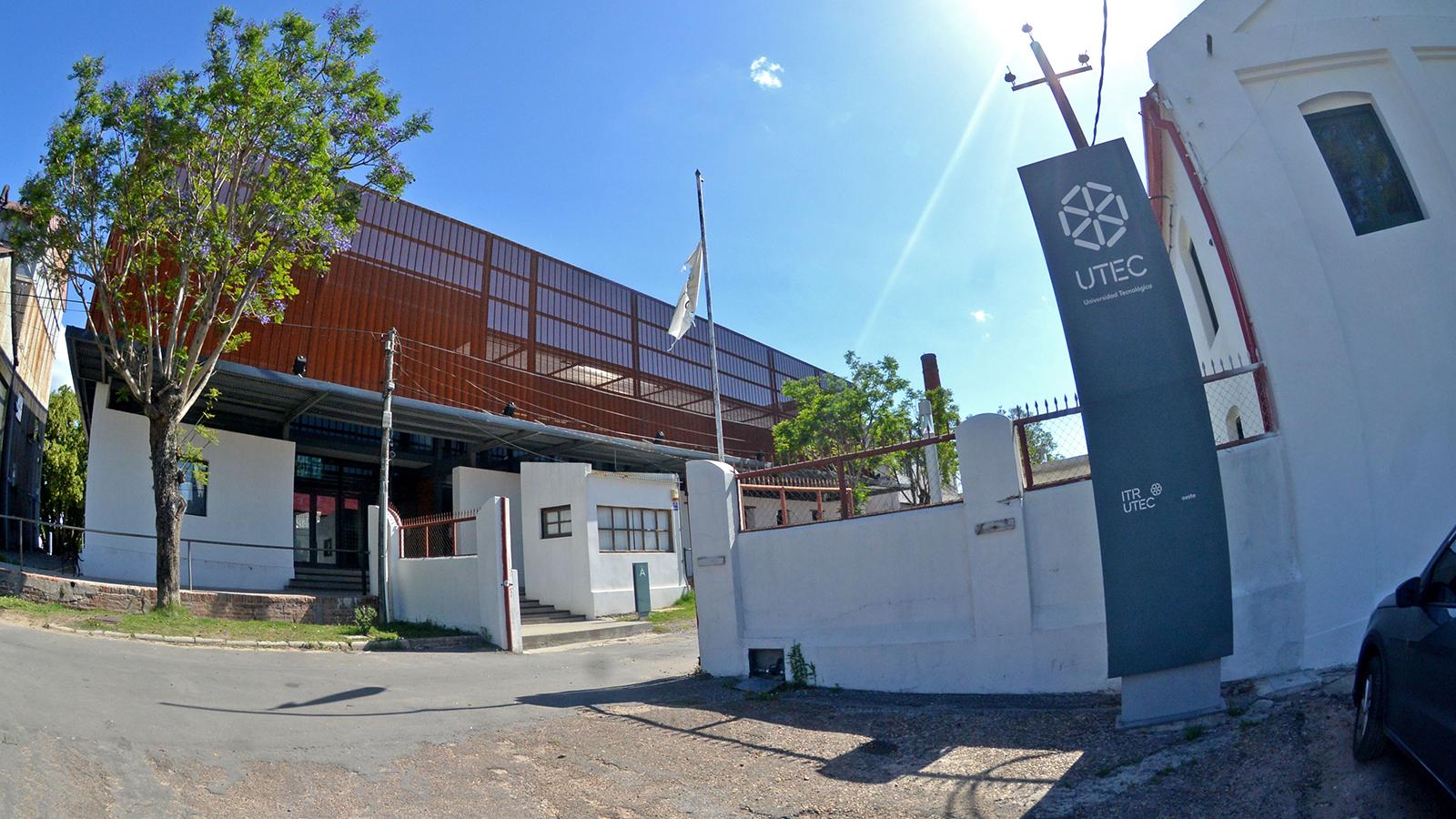 UTEC Amplió Sede En Fray Bentos