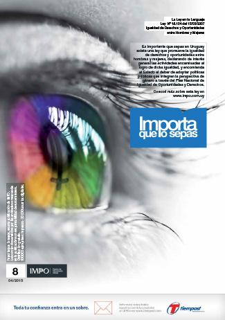 Revista Importa que los Sepas Edición N°8