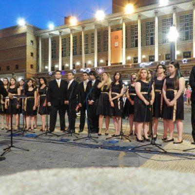 Concierto De Año Nuevo De La Orquesta Juvenil Del SODRE