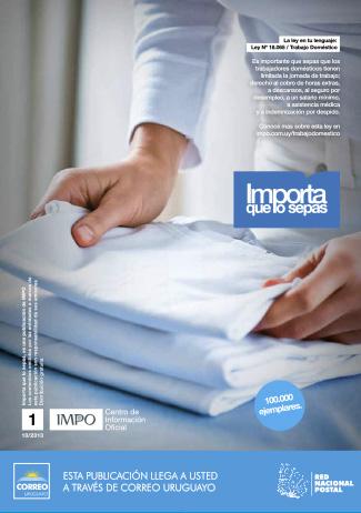 Revista Importa que los Sepas Edición N° 1
