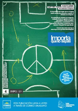 Revista Importa que los Sepas Edición N° 4