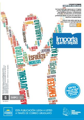 Revista Importa que los Sepas Edición N° 5