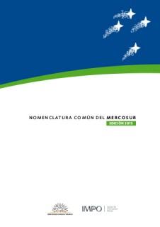 Nomenclatura Común Del Mercosur [AGOTADO]