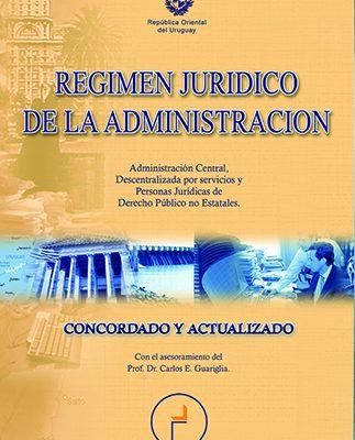 Régimen Jurídico De La Administración