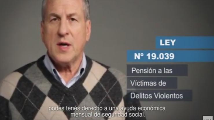 Pensión a las víctimas de delitos violentos