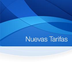 Nuevas Tarifas: Avisos, Documentos, Publicaciones