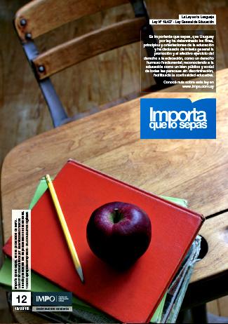 Revista Importa que los Sepas Edición N° 12