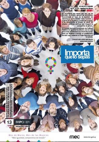 Revista Importa que los Sepas Edición N° 13