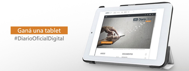 Sorteo Tablet 2016