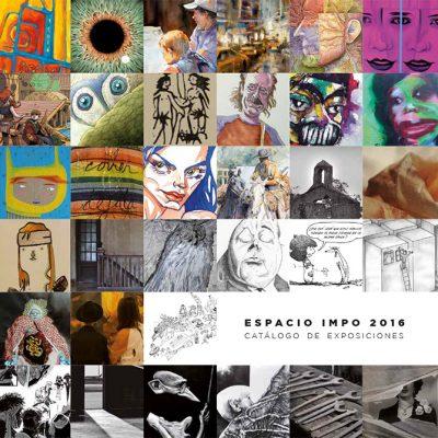 ESPACIOIMPO 2016 – Catálogo De Exposiciones