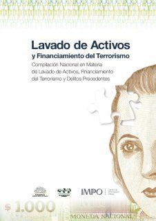 Tapa Del Libro: Ley Delito De Lavado De Activos