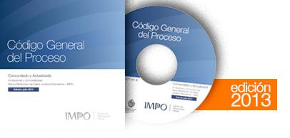 Código General del Proceso 2013