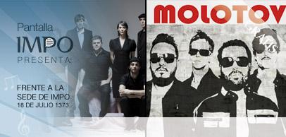 Bajofondo-Molotov