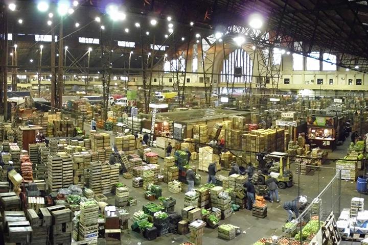 Mercado Modelo – Frutas Y Hortalizas De Estación