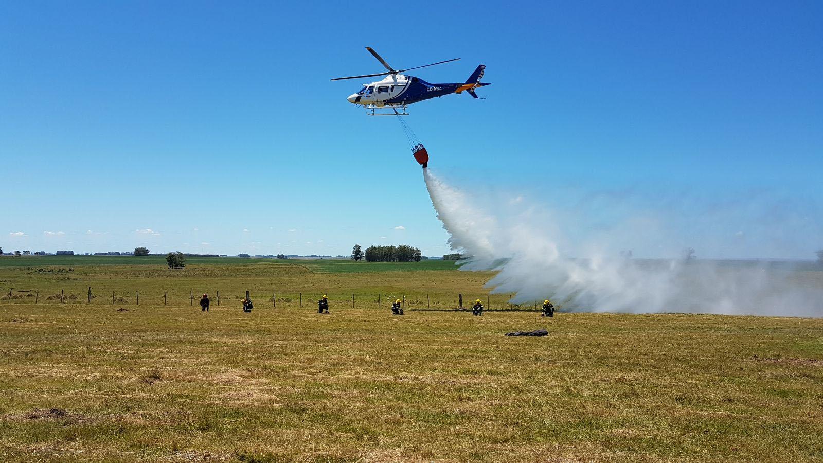 Prevención Y Combate Al Fuego
