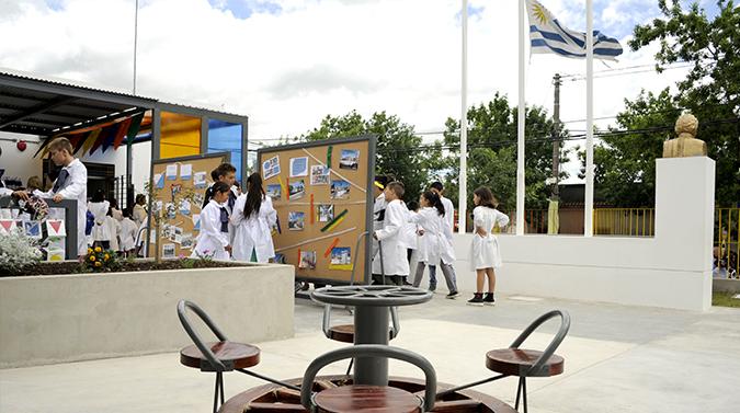 Remodelación Y Ampliación De La Escuela N.º 8, José Cúneo