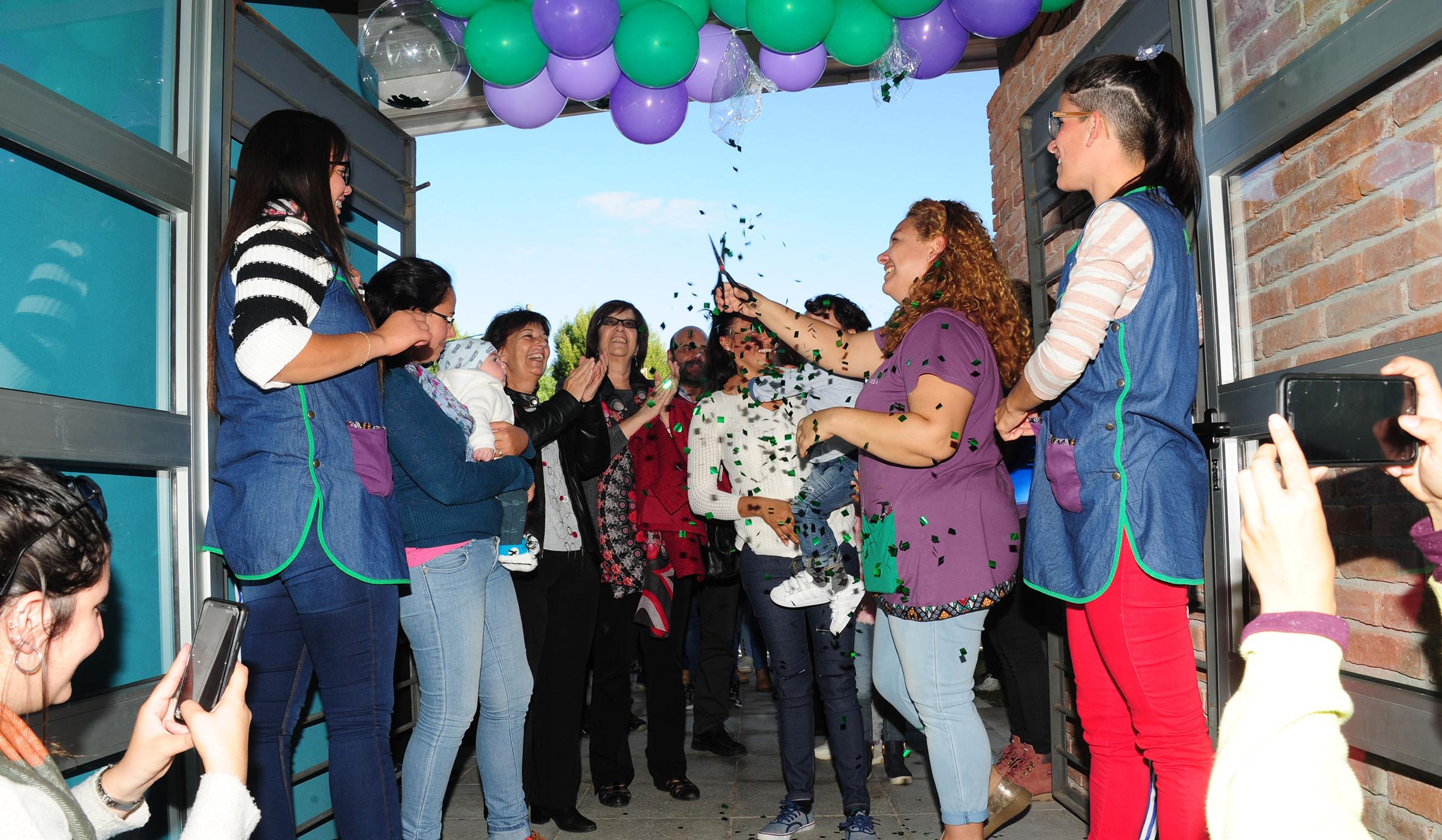 Nuevo CAIF En Ciudad Del Plata