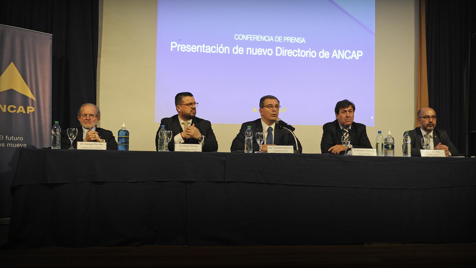 Nuevo Directorio De ANCAP