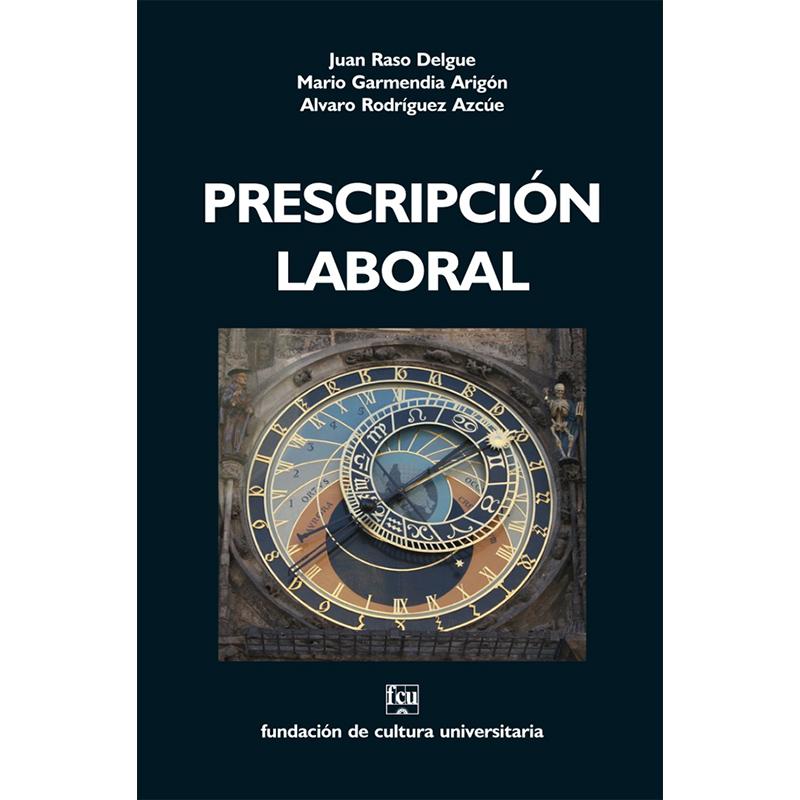 Prescripción laboral