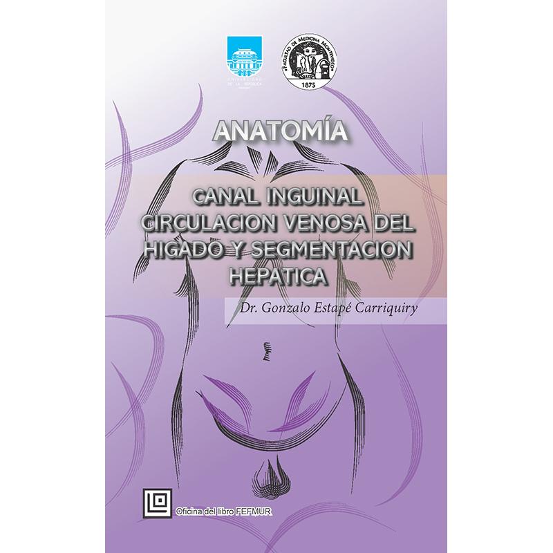Canal Inguinal y Segmentación Hepática