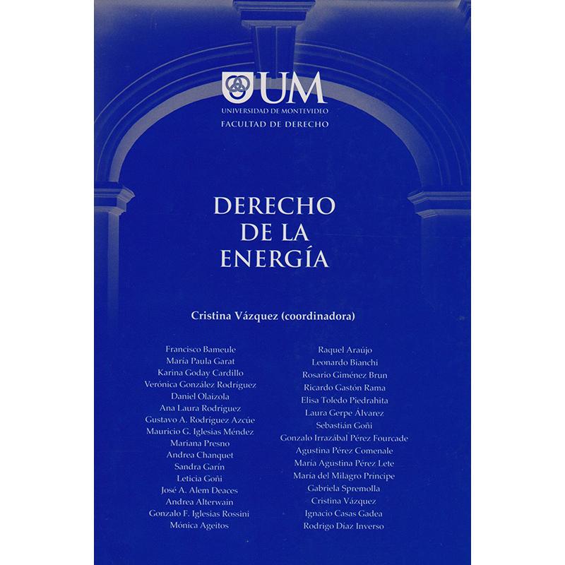 Derecho de la Energía