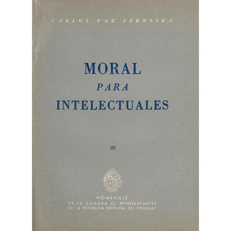 Moral para Intelectuales