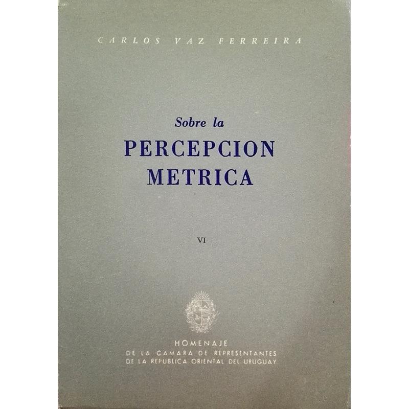 Sobre la Percepción Métrica
