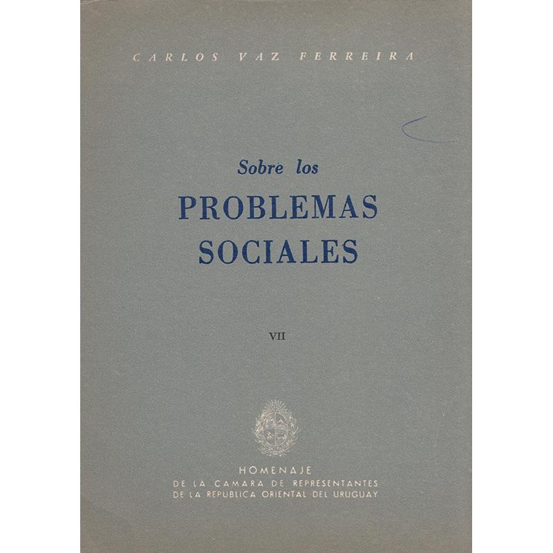 Sobre los Problemas Sociales