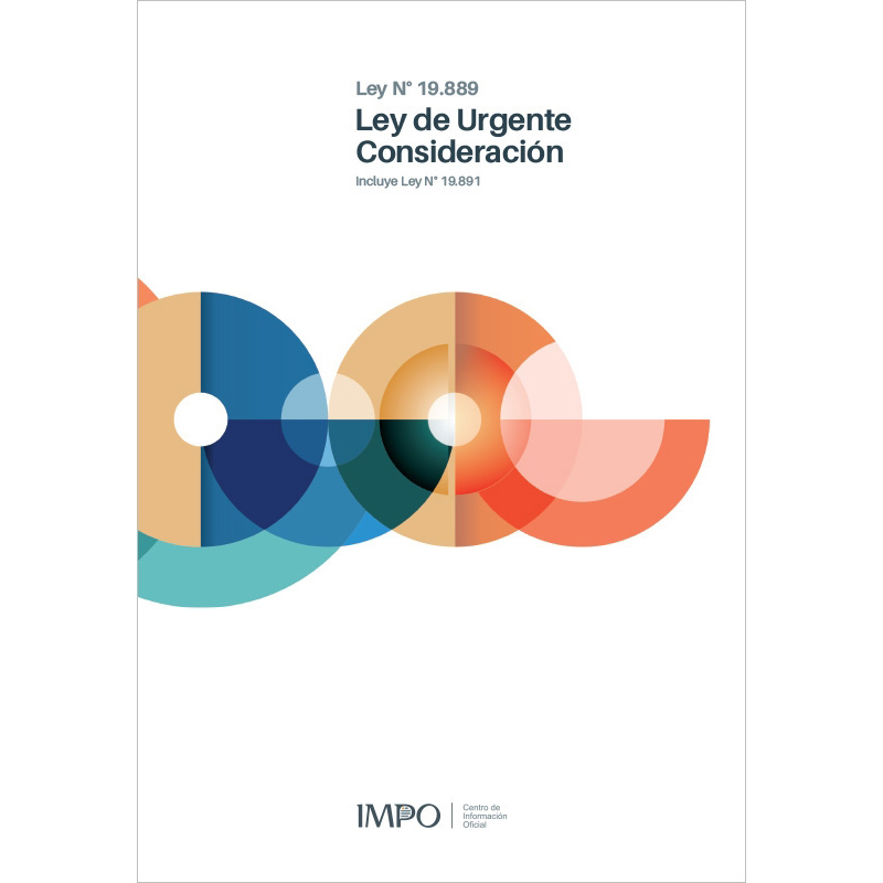 LUC - LEY N° 19.889 - LEY DE URGENTE CONSIDERACIÓN