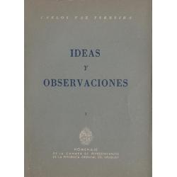 IDEAS Y OBSERVACIONES