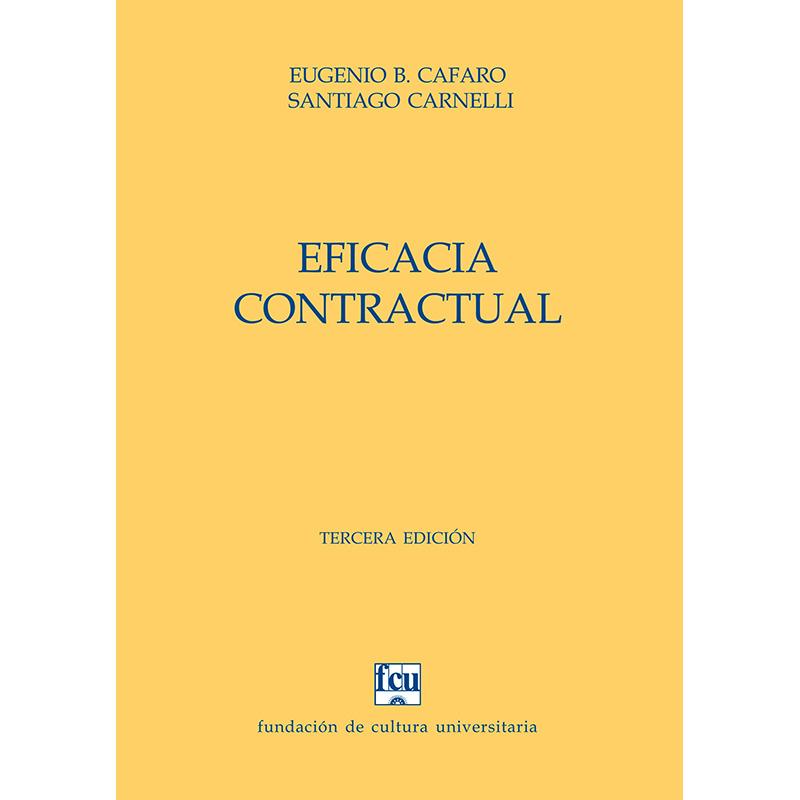 Eficacia Contractual