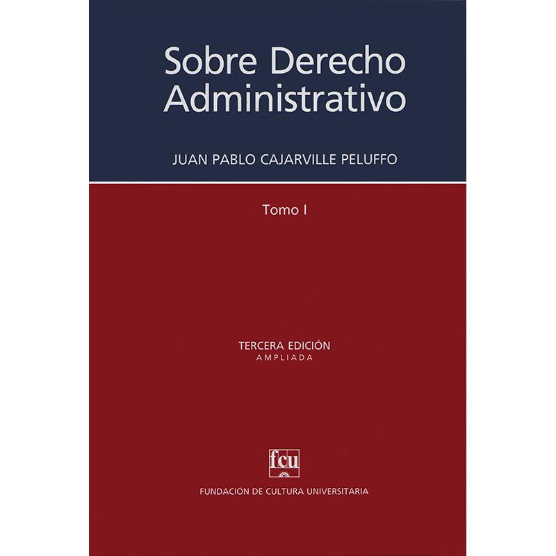 Sobre Derecho Administrativo