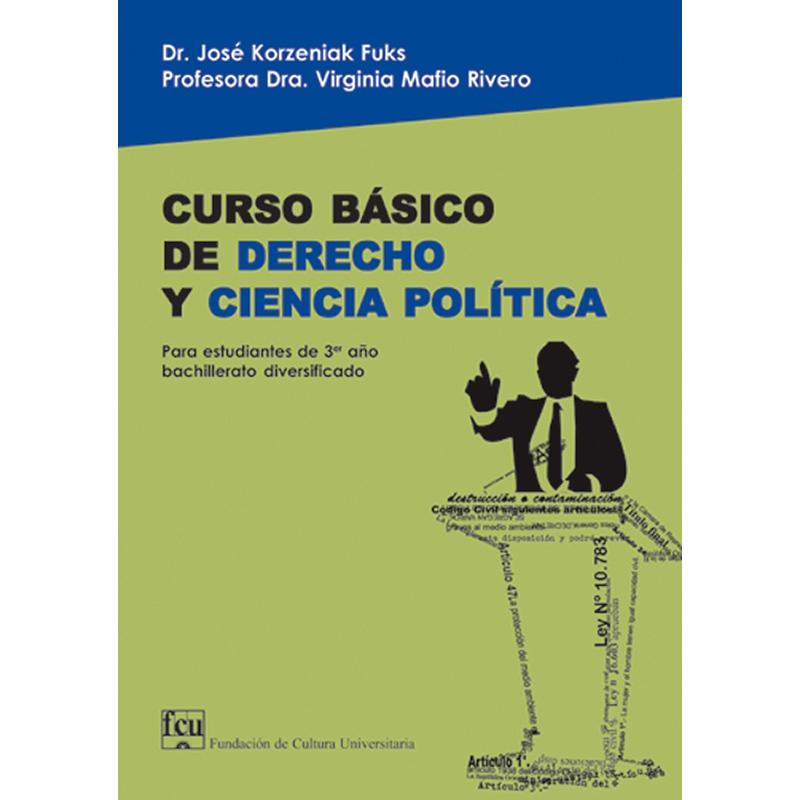 Curso básico de Derecho y Ciencia Política