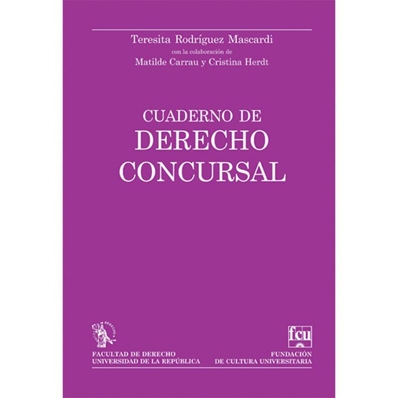 Cuaderno de Derecho Concursal