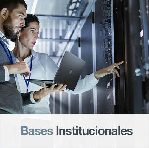 Imagen sobre bases Institucionales