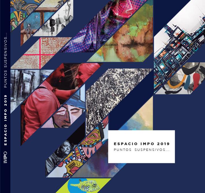 Tapa De Catalogo Espacio Impo 2019