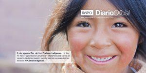 Niña Indígena Sonriendo