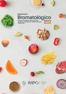 Tapa De La 7a Ed. Del Reglamento Bromatológico