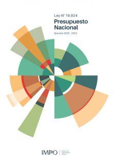Tapa De La Ley De Presupuesto Ejercicio 2020-2024