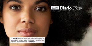 Primer Plano De Rostro De Mujer Afro